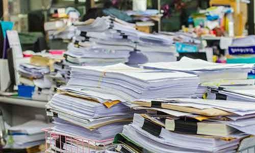 機密文件銷毀的重要性