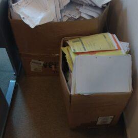 協助南洋廣場客戶銷毀公司客戶文件